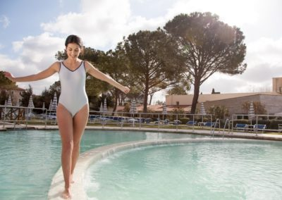 Relax in Natural Thermal Baths