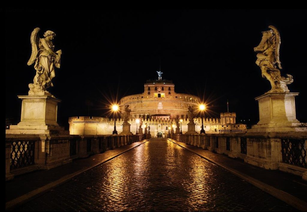 Rome Food Tour by Night