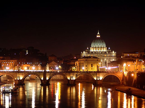 Rome by Night Tour