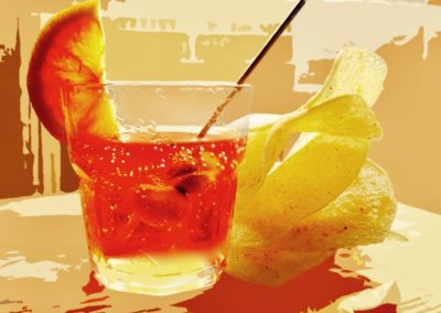 Rome Sunset Tour with Aperitivo