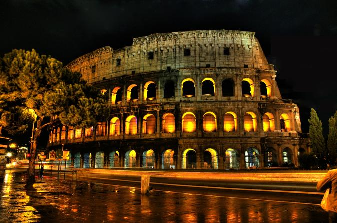 The Midnight Tour of Rome