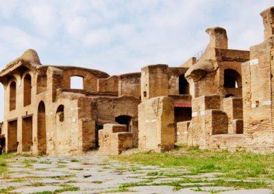 Ostia Antica Archeological Tour