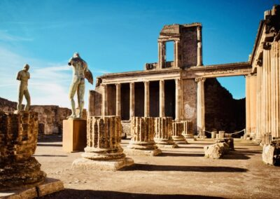 Pompei Day Trip from Rome